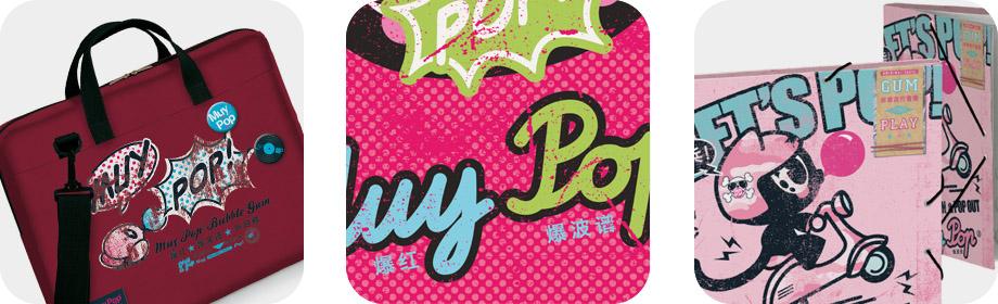 muy pop rosa