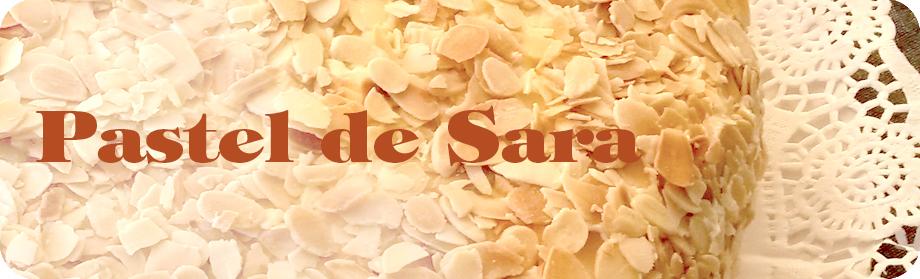 Pastel de Sara
