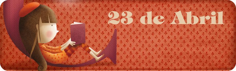 Sant Jordi – Día internacional dellibro