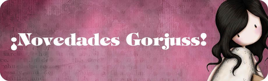 ¡Novedades Gorjuss!gorjuss