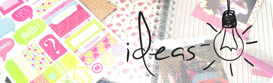 """Nueva sección """"Ideas"""""""