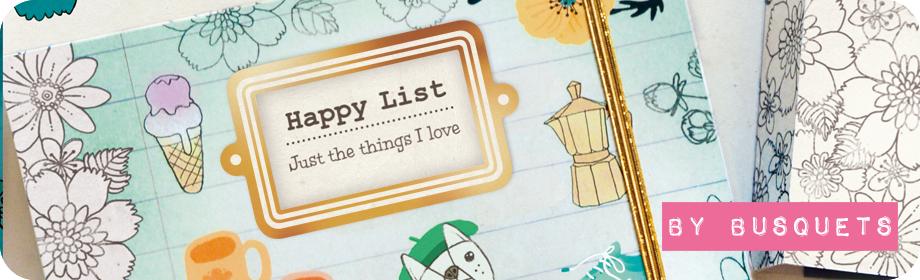 Happy list!