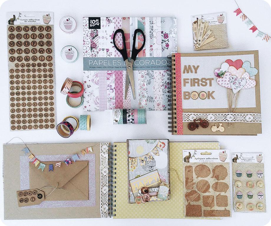 Ideas para scrapbookear candy and coquette - Album de fotos ...