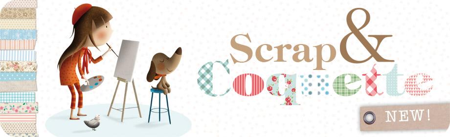 Novedades Scrap&Coquette